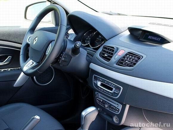 Renault Fluence – рынок рассудит