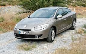 Renault Fluence: И никакого мошенства