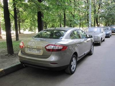 Renault сделал из автомобиля Fluence «красивую француженку»